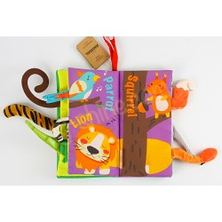 JUNGLY TAILS (BOOK)