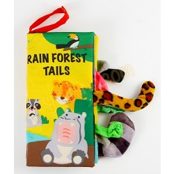RAIN FOREST TAILS (BOOK)