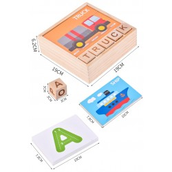 SPELLING PUZZLE-TRANSPORTATION