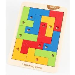 L MATCHING GAME
