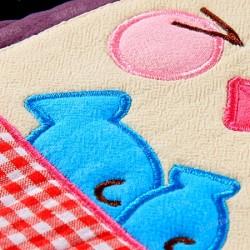 小企鵝 布藝束口袋