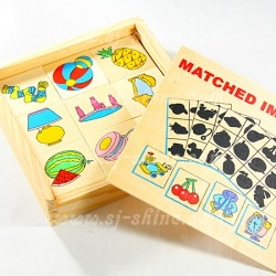 MATCHED IMAGES (影子配對)