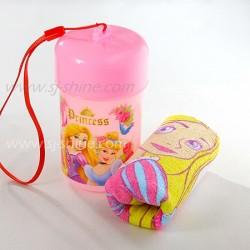 DISNEY 公主毛巾杯