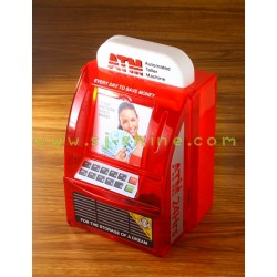 ATM SAVING BOX (RED