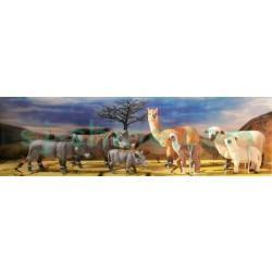 WILDERNESS SERIES:(BOAR. SHEEP, ALPACA)
