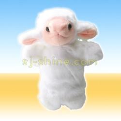 手偶 綿羊