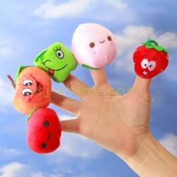 10隻手指偶 (蔬果)