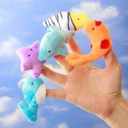 10隻手指偶 (海洋)