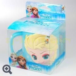 DISNEY FRONZEN 兒童3D杯 (ELZA)