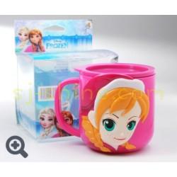 DISNEY FRONZEN 兒童3D杯 (ANNA)