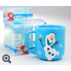 DISNEY FRONZEN 兒童3D杯 (OLAF)