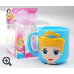 DISNEY PRINCESS 兒童3D杯 (CINDERELLA)