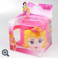 DISNEY PRINCESS 兒童3D杯 (AURORA)