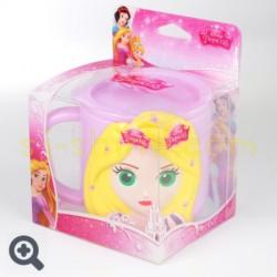 DISNEY PRINCESS 兒童3D杯 (RAPUNZEL)