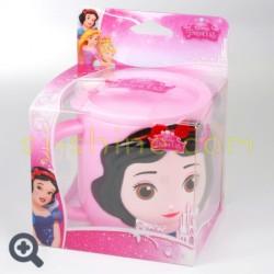DISNEY PRINCESS 兒童3D杯 (SNOW WHITE)