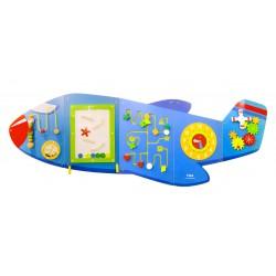 飛機牆面玩具 (一套五件)