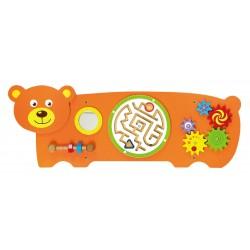 熊仔牆面玩具