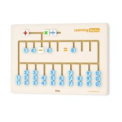 數學 牆面玩具