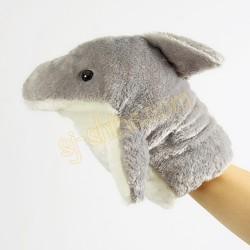 鯊魚 手偶 (可開合口)
