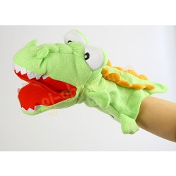 鱷魚 手偶 (可開合口)