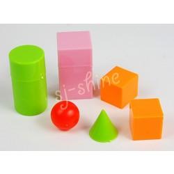 幾何形狀 (小肌肉 小物件)