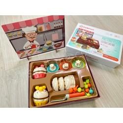 FRUIT CAKE BOX (數字蛋糕盒)