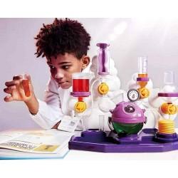 STEM BUBBLE SCIENCE EXPERIMENT SUPER LAB