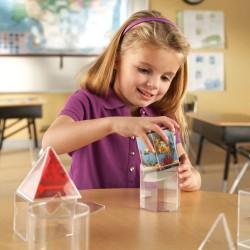 Real World Folding Geometric Shapes