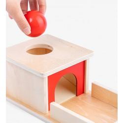 認知玩具 單波屋(長)